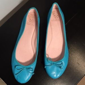 Vince Camuto ballet flats